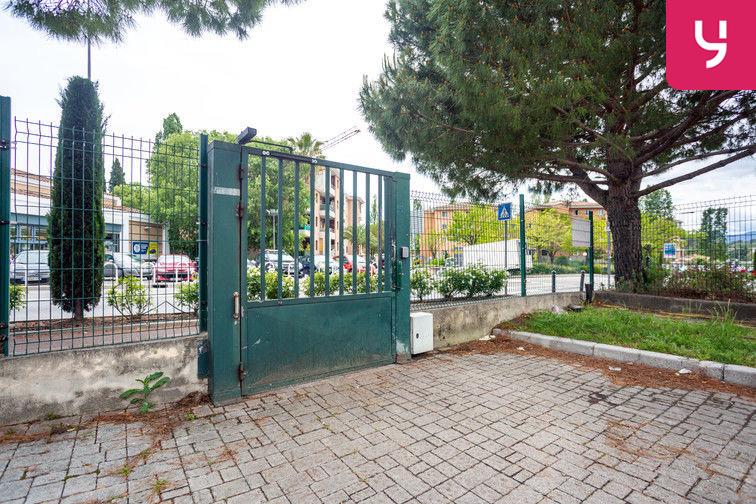 Parking Route de la Roquette - Mougins (places doubles) garage