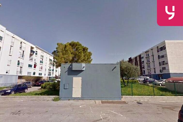 Parking Rue de Saragosse - Montpellier 34080