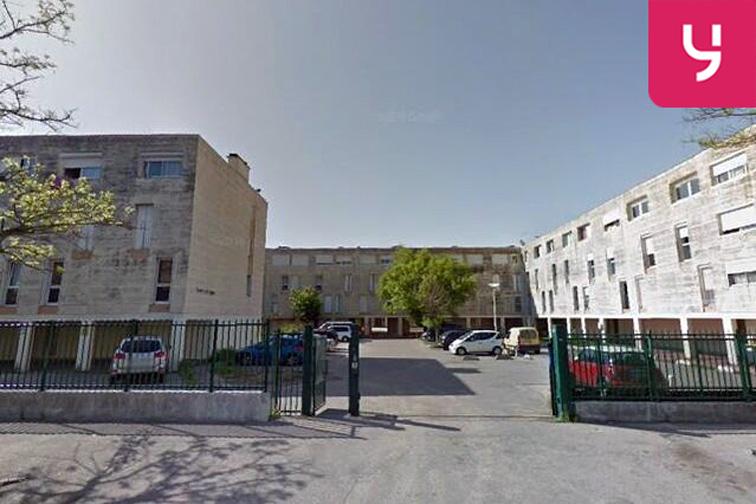 Parking Rue de Saragosse - Montpellier caméra