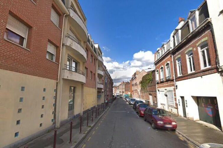 Parking Porte d'Arras - Rue de Thumesnil - Lille à louer