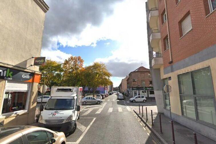 Parking Porte d'Arras - Rue de Thumesnil - Lille sécurisé