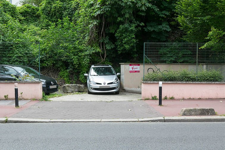 Parking Gare Godillot - Rue Godillot - Saint-Ouen en location