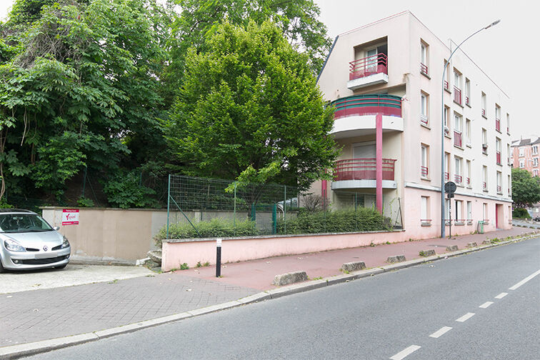 Parking Gare Godillot - Rue Godillot - Saint-Ouen garage