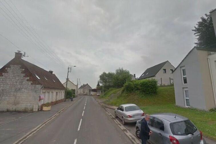 Parking Collège Jean Monnet - Julien Hermant - Aubigny-en-Artois - (box aérien) rue Julien Hermant
