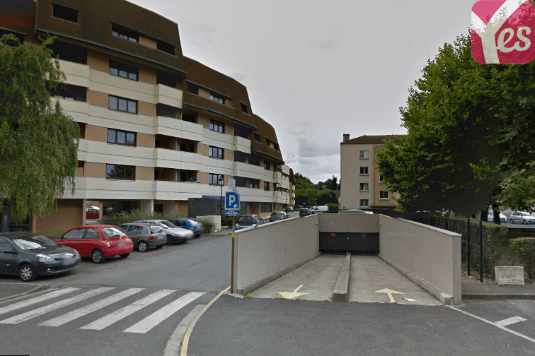 location parking Mairie de Viry-Châtillon