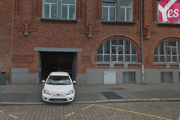 location parking Mairie de Lille