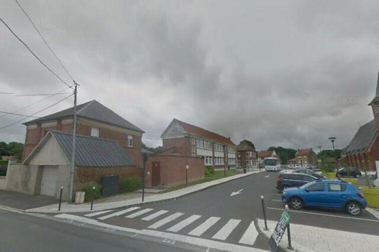 Parking Mairie - Jean Jaurès - Beaurains - (aérien) 24/24 7/7