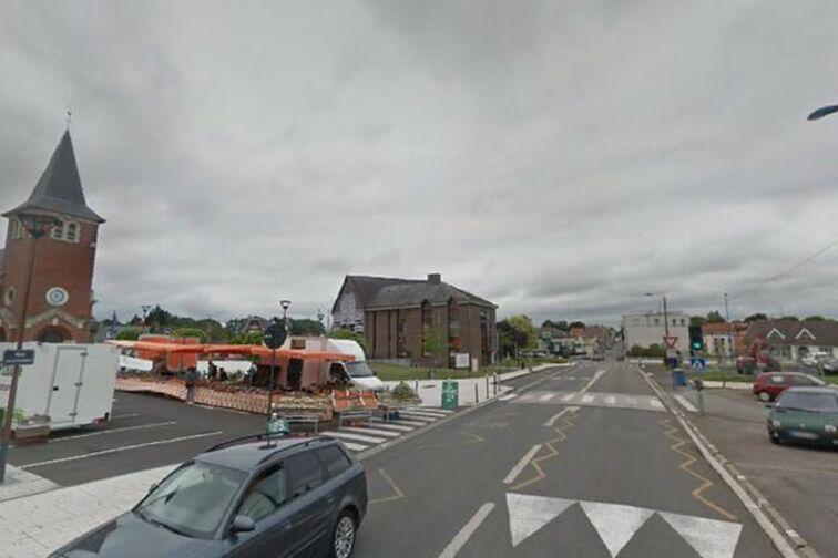 Parking Mairie - Jean Jaurès - Beaurains - (aérien) avis