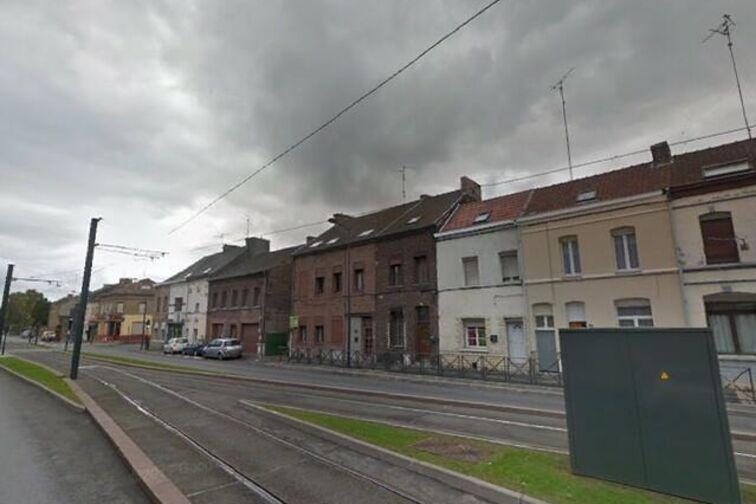 Parking Saintation Ruelles - Jean Jaurès - Bruay-sur-l'Escaut - (box) location mensuelle