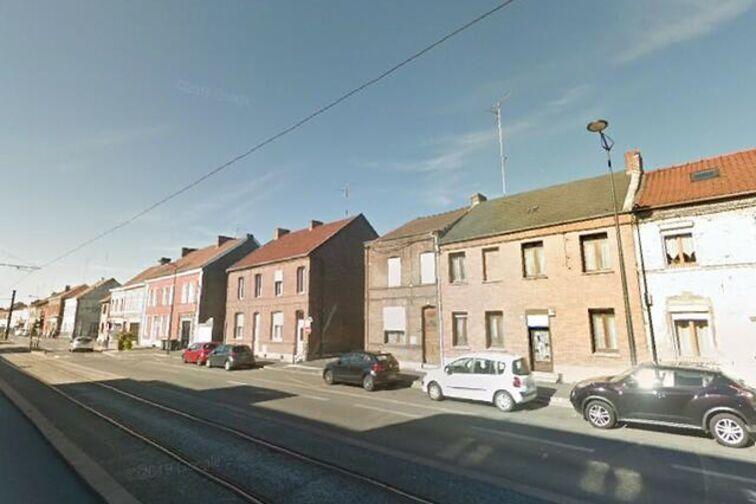 Parking Saintation Bruay Place - Jean Jaurès - Bruay-sur-l'Escaut - (aérien) avis