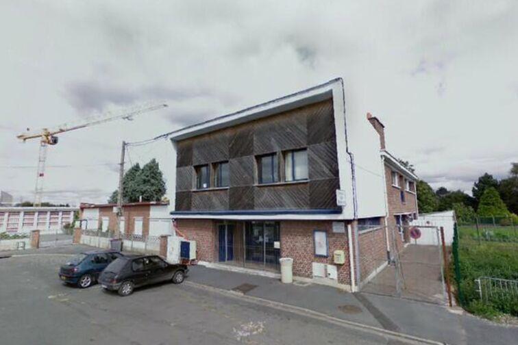 Parking Saintation Thiers - Henri Durre - Bruay-sur-l'Escaut - (aérien) avis