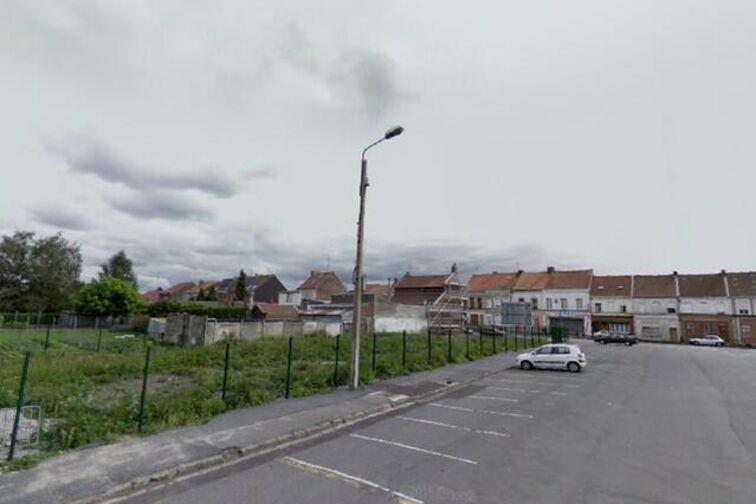 Parking Saintation Thiers - Henri Durre - Bruay-sur-l'Escaut - (aérien) souterrain