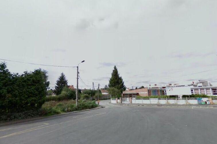 location parking Saintation Thiers - Henri Durre - Bruay-sur-l'Escaut - (aérien)