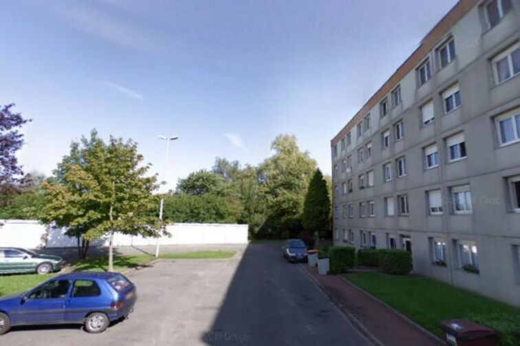 location parking Résidence la Peupleraie - Crespin - (box aérien)