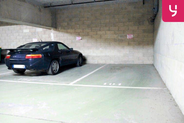 Parking Dupleix Paris