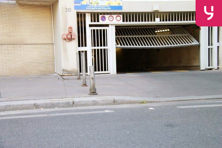 Location parking Dupleix