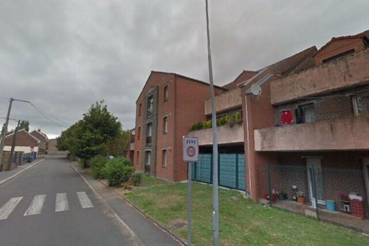 Parking Mairie - Résidence Nelson Mandela - Denain - (box aérien) sécurisé