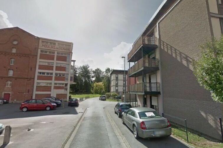 Parking Théâtre Municipal - Abreuvoir - Denain - (box aérien) location