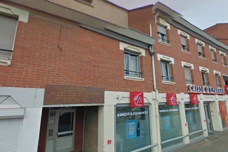 Parking Centre des Arts et de la Culture - Paul Eluard - Douchy-les-Mines - (box aérien) 24/24 7/7