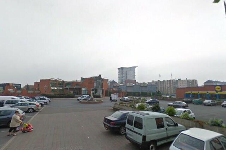 Parking Centre des Arts et de la Culture - Paul Eluard - Douchy-les-Mines - (box) box