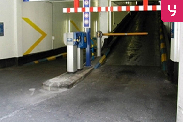location parking Mairie de Villeneuve-d'Ascq