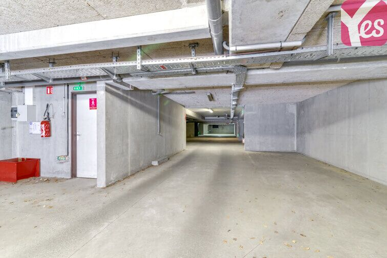 Parking Centre ville - Loos caméra