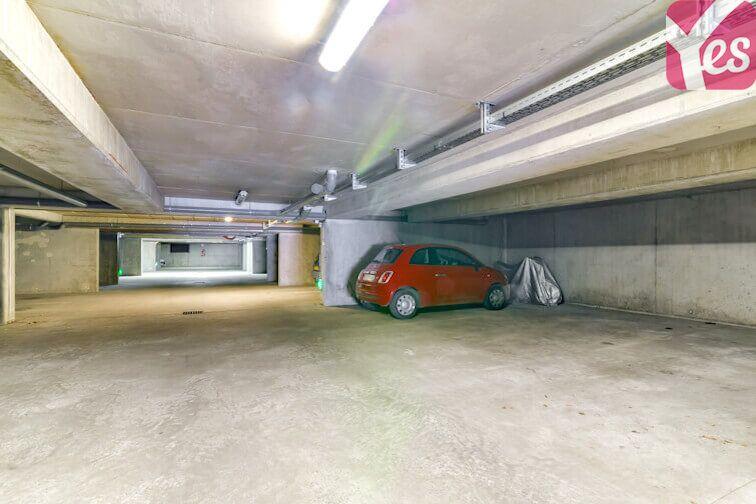 Parking Centre ville - Loos Loos