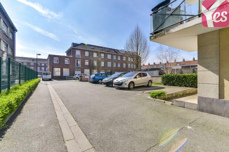 Parking Centre ville - Loos sécurisé