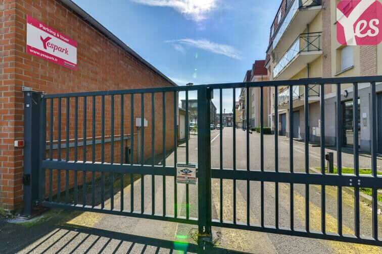 Parking Centre ville - Loos gardien