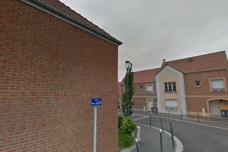 location parking La Madeleine - Lainiers - Marcq-en-Barœul - (aérien) bis