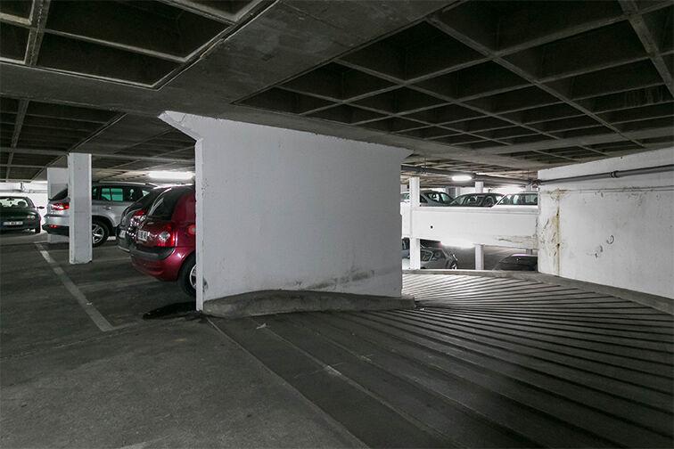 Parking Porte des Lilas garage