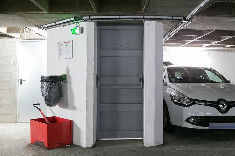 Parking Porte des Lilas avis