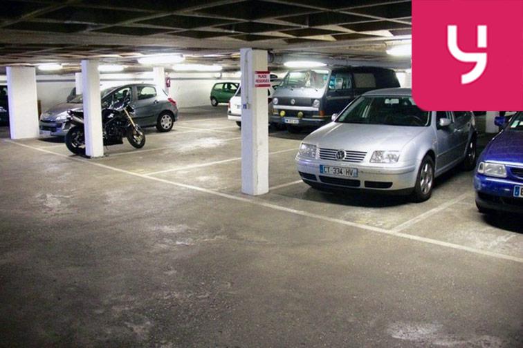 Location parking Porte des Lilas