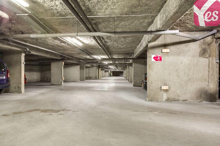 Parking Esplanade Charles de Gaulle - Nanterre à louer
