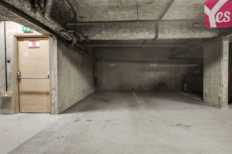 Parking Esplanade Charles de Gaulle - Nanterre 11 allée de la Danse