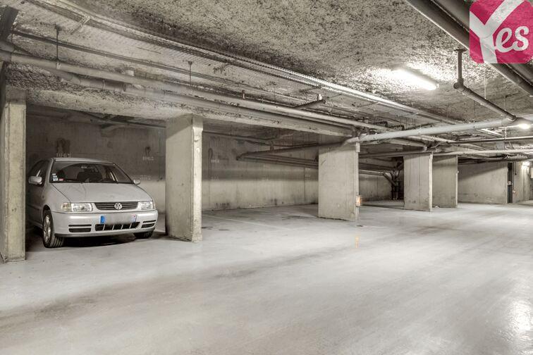 Parking Esplanade Charles de Gaulle - Nanterre caméra