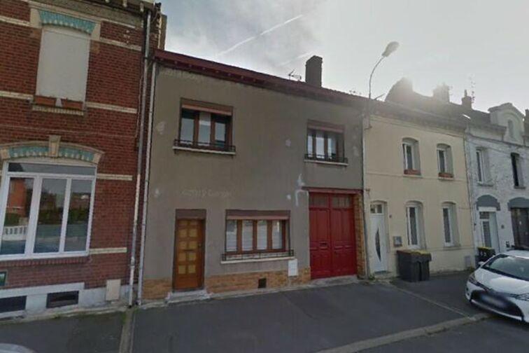 Parking Mairie -General de Gaulle - Pont-à-Vendin - (box aérien) sécurisé