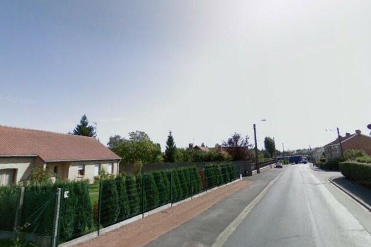Parking Ecole maternelle - Cronte Voye - Quiévrechain - (box) gardien