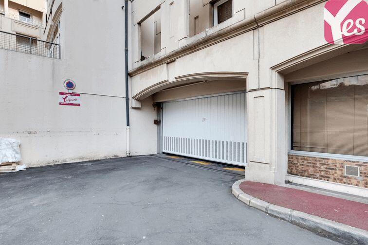 Parking Square de la Forge - Sèvres box
