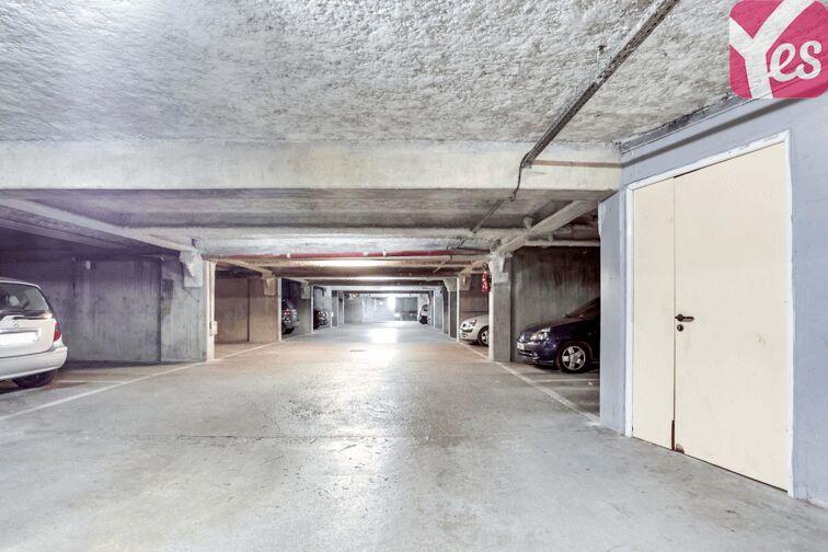 Parking Square de la Forge - Sèvres sécurisé