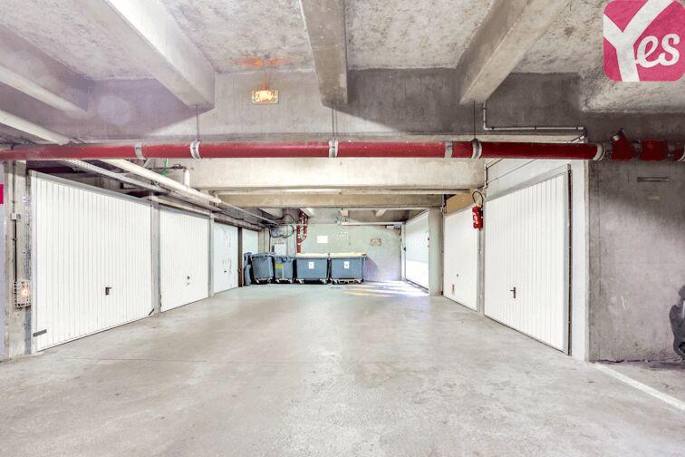 Parking Square de la Forge - Sèvres souterrain