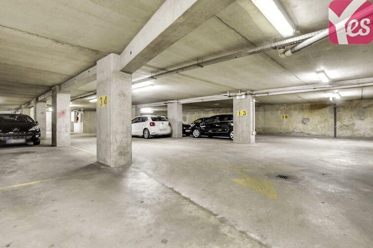 Parking Babeuf - Le Kremlin-Bicêtre souterrain