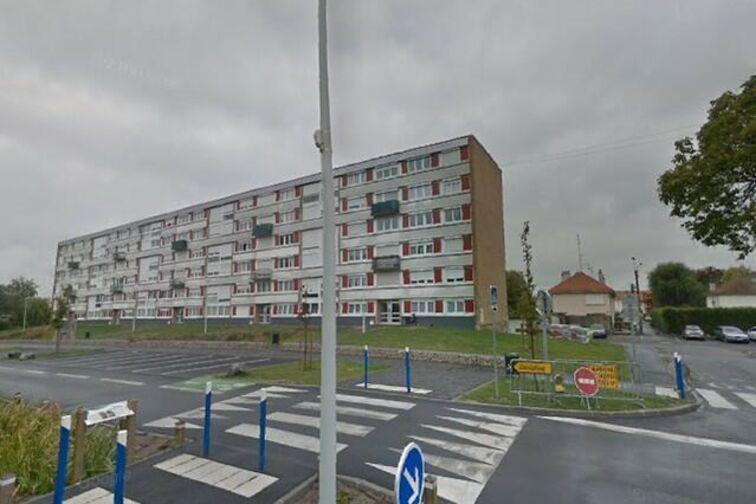 location parking Mairie - Charles de Gaulle - Saint-Saulve - (box aérien)