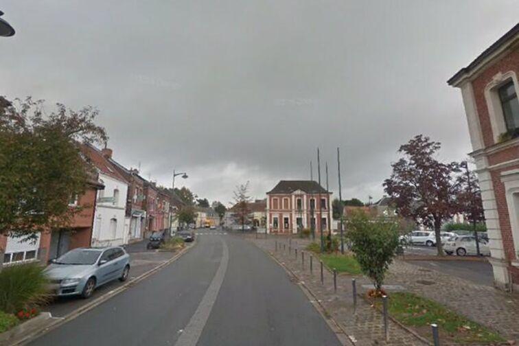 Parking Mairie - Henri Barbusse - Saultain - (aérien) sécurisé
