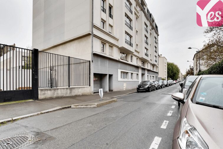 Parking Fournier - Clichy Clichy