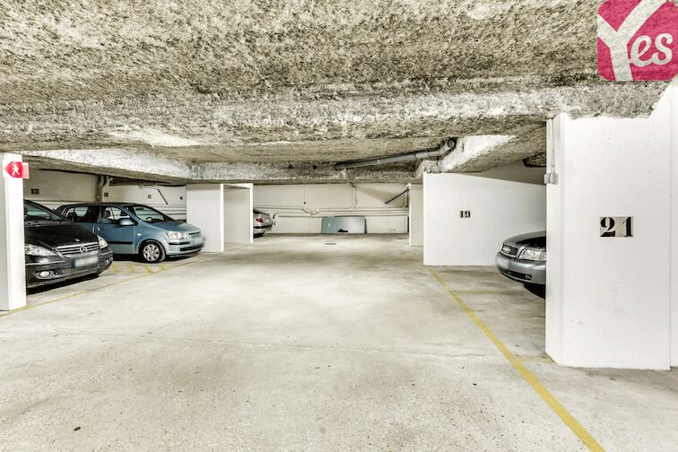 Parking Fournier - Clichy location mensuelle