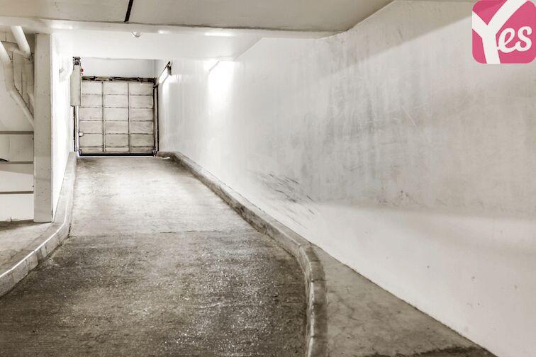 Parking Fournier - Clichy location mensuelle