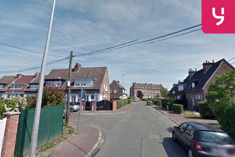 Parking Saintade Municipale - Général Laperrine - Tourcoing - (box) gardien