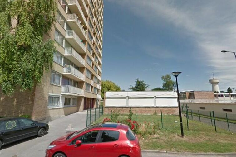 Parking Ecole maternelle Germaine Coty - Corneille Theunissen - Valenciennes - Box souterrain sécurisé