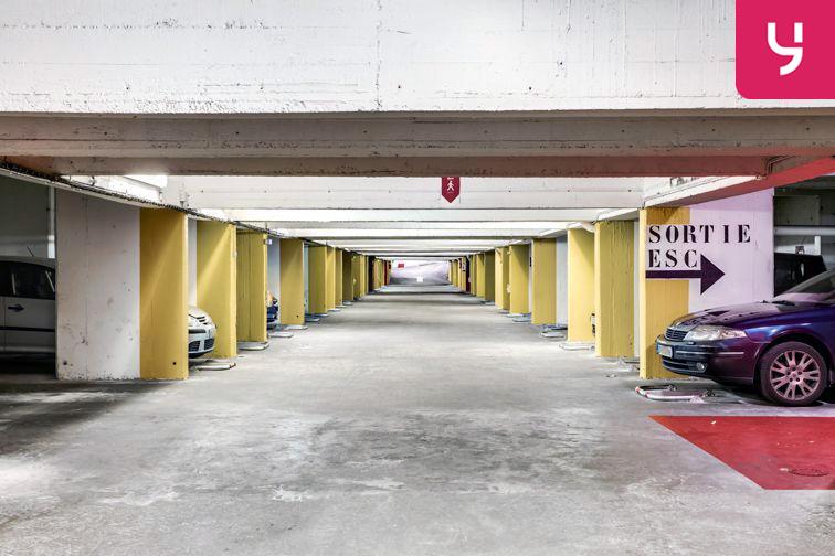 Parking Quai des carrières - Charenton-le-Pont avis